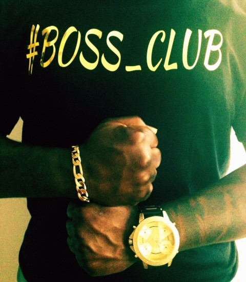 Boss Club T-Shirt
